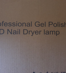 Led lampa za nokte
