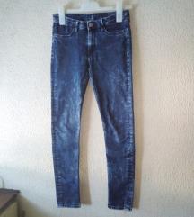 skinny traperice s elastinom-kao nove
