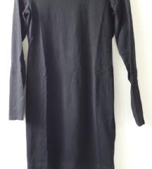 H&m haljina crna------30kn rezz