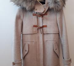 Zara duffle coat XS