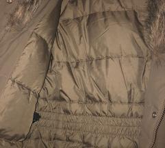 Sisley duga zimska jakna