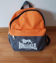 Lonsdale dječji ruksak! Kao novo!