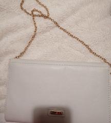 Aldo roza bijela torbica