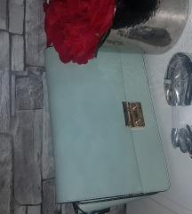 Novo brusena mint torbica