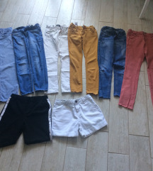 Lot 9 traperica Bershka, Mango, H&M, Zara MOJA PT