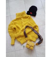 Mala žuta torbica