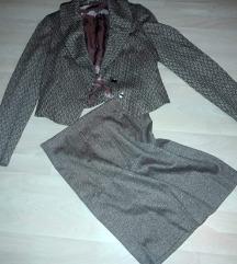 Komplet-kostim Sisley br.44/M/