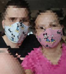 Platnene maske