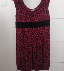 Clockhouse leopard haljina