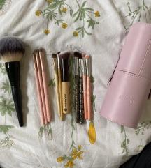 Lot kistova za šminkanje + kutijica