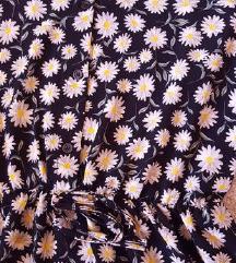 Cvjetna mini haljina