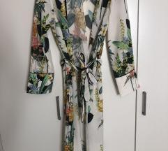 zara kimono haljina