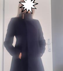 Mango suit tamnoplavi kaput XS