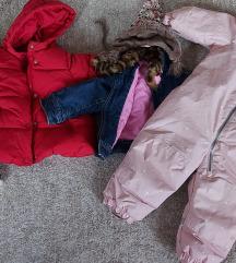 Dječje jakne i kombinezon, novo