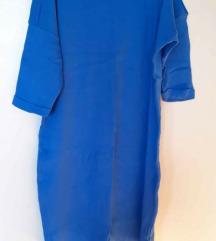 Plava haljina 40