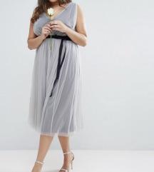 Asos curve svečana haljina