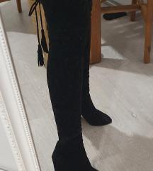 Čizme iznad koljena 130kn