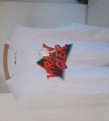 Wrangler majica s etiketom
