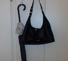 Crna torba - kožna (s dostavom)