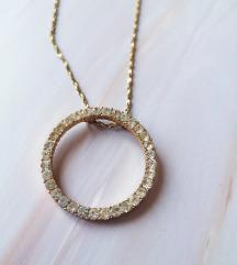 RJEŠAVANJE ZALIHA-Nova ogrlica s cirkonima
