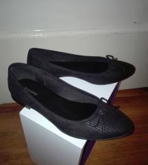 Crne balerinke u špic NOVO!!!