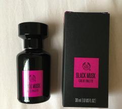 Parfem The Body Shop, Black Musk