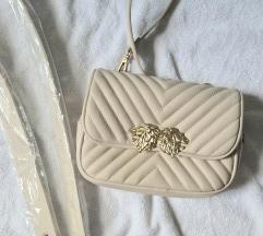 Zara torbica na 2 načina