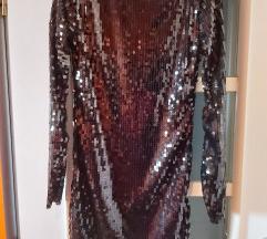 Nova haljina  sa sljokicama  m