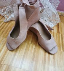 Sandale na punu petu, stradivarius, uklj pt