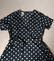 Nova točkasta maxi haljina