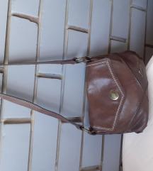 Kožna vintage torba