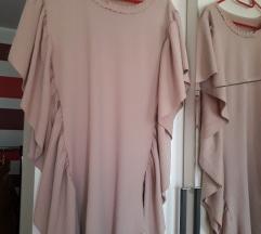 Prljavo roza haljina