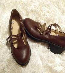 Vintage look cipele na petu