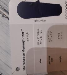Nova vreča za spavanje, marka