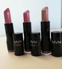 Nyx creamy lipstick