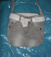 Nova mala traper torba handmade