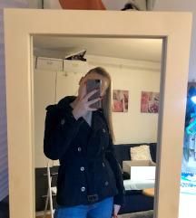 Tamno plavi kaputić