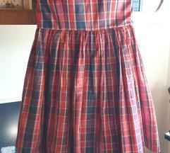 Jack Wills karirana haljina