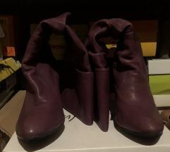 Čizme visoka peta