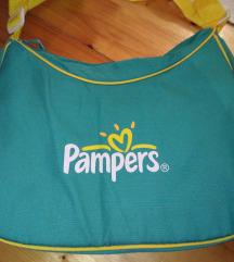 Pampers nova torba Za bebe
