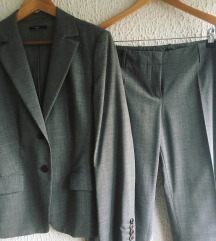 sivo odijelo