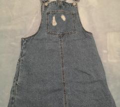 Pull and Bear jeans haljina