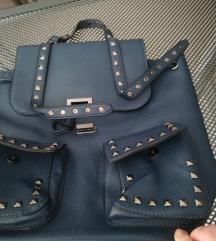 Novi plavi ruksak