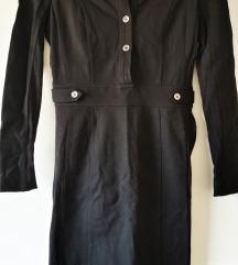 Burberry crna haljina