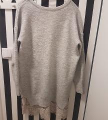 Haljina pulover