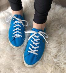 Neon plave tenisice - Lacoste - Original - AKCIJA!