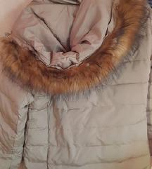 Zara jakna XL 1x nošena