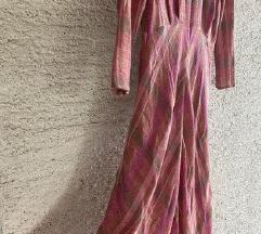 Mango roza haljina nova