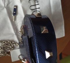 Nova Mona kozna torbica s etiketom