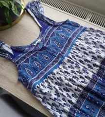 Urban Outfitters boho midi haljina